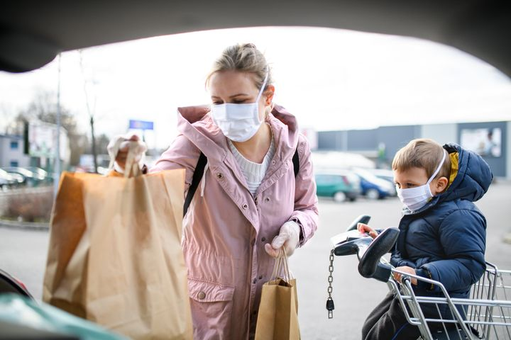 Masks will be necessary to protect yourself and others against the spread of COVID-19 as your body responds to the vaccine.