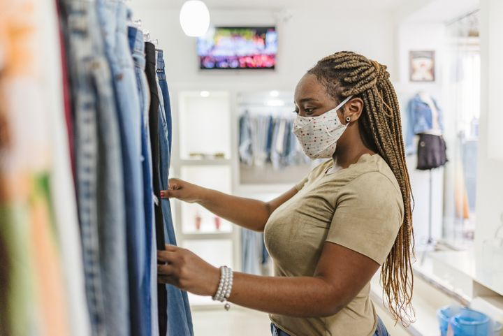 The practice of wearing a mask to protect yourself and others is important even after you receive a coronavirus vaccine.