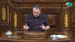 Joan Baldoví estalla contra una diputada de Vox: