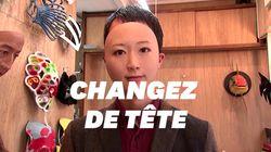 Ce Japonais vous propose de changer de visage à votre
