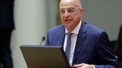 Δένδιας: Η Ελλάδα έτοιμη για διάλογο για οριοθέτηση υφαλοκρηπίδας και ΑΟΖ αν η Τουρκία σταματήσει τις