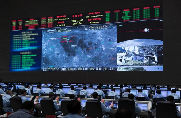 Επέστρεψε στη Γη το κινεζικό διαστημόπλοιο που συνέλεξε δείγματα από τη