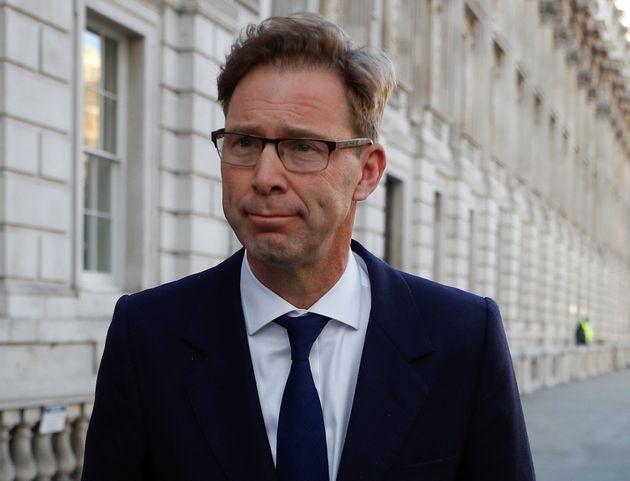 Tory MP Tobias