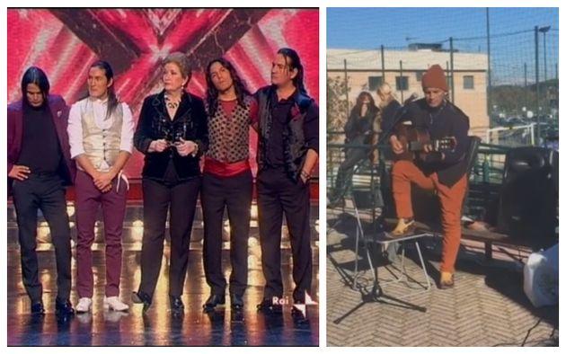 I Farias a X Factor; Kimen