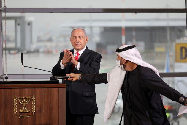 Ο ισραηλινός πρωθυπουργός...