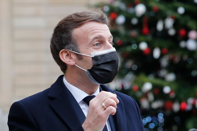 French President Emmanuel Macron Tests Positive For