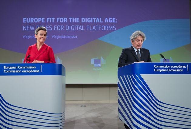 Un Digital Act per