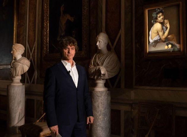 Alberto Angela vince la prima serata: il suo Caravaggio fa 3.2 milioni di