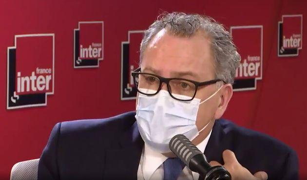Le 29 octobre dernier, Richard Ferrand expliquait au micro de France Inter que les contaminations au...