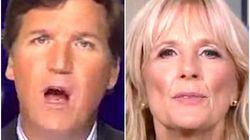 Fox News Host Calls Jill Biden's Dissertation 'Our National
