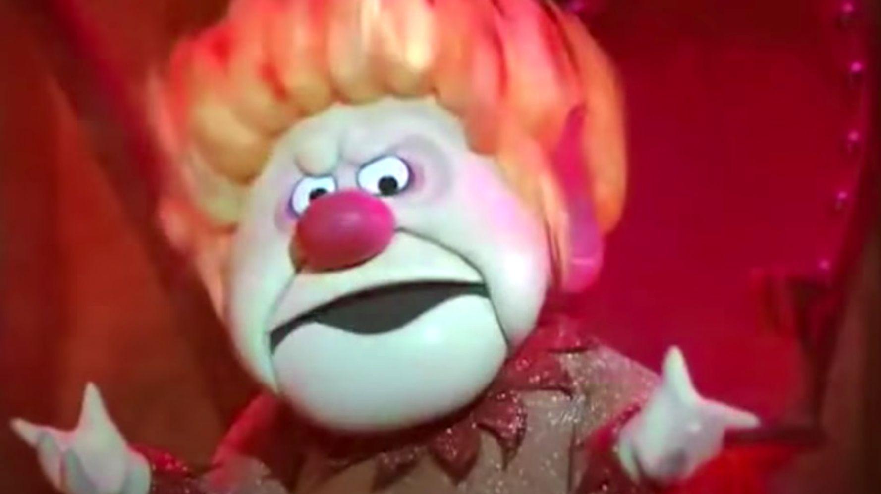 Киммел раскручивает праздничную классику в стиле Трампа « Год без Санта-Клауса »