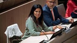 Samia Ghali votera pour Benoît Payan à la mairie de