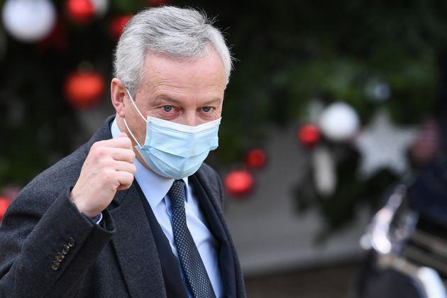 """Bruno Le Maire a annoncé qu'il allaitdéfinir """"les modalités juridiques..."""