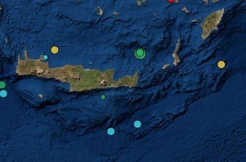 Ισχυρός σεισμός στην