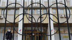 Pas de drapeau ni d'hymne national pour la Russie aux deux prochains Jeux