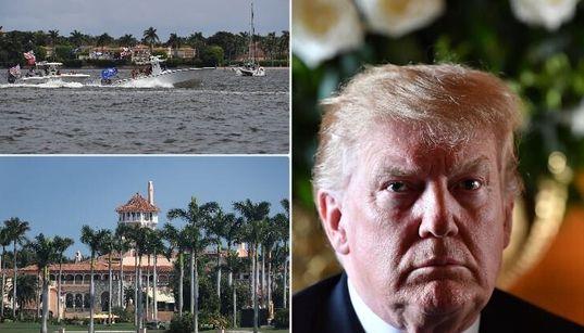 Trump l'indesiderato. Persa la Casa Bianca, non lo vogliono neanche a Mar-a-Lago (di F.