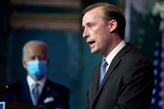 Jake Sullivan a été nommé conseiller à la Sécurité nationale...