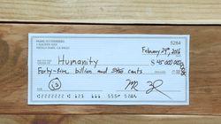 How Mark Zuckerberg Should Give Away $45