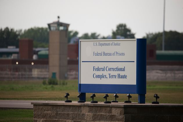 COVID-19 cases in and around the prison where federal death row is located have exploded since the Trump...