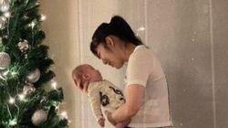 '자발적 비혼모' 사유리가 처음으로 공개한 가족
