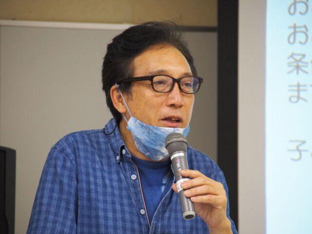 「フリースペースたまりば」理事長・西野博之さん
