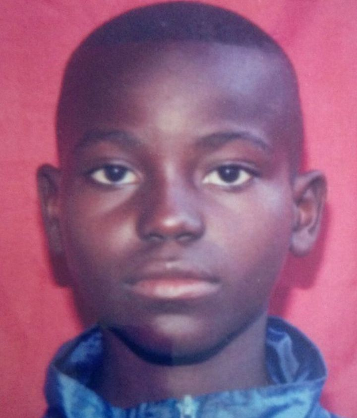 Mardoche Yembi was just eight when he was accused by his aunt and uncle of having caused his mother's death through witchcraft