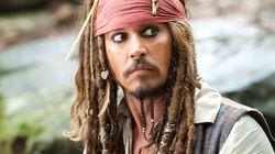 Disney veta a Johnny Depp de 'Piratas del Caribe' por su escándalo de