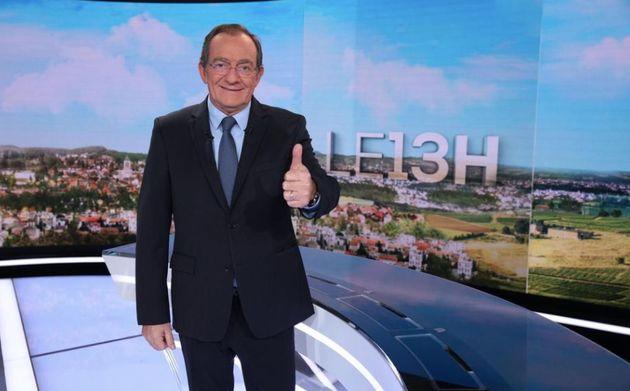 Jean-Pierre Pernaut présentait son dernier JT de 13h sur TF1 ce vendredi 18 décembre