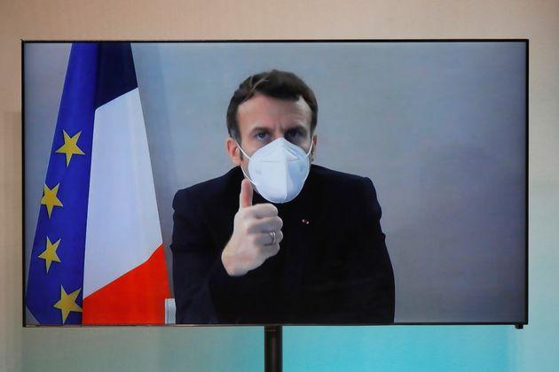 Μακρόν: Πόσο κινδυνεύει από τον κορονοϊό ο πρόεδρος της