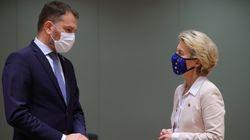 Le Premier ministre slovaque positif au Covid une semaine après le sommet de