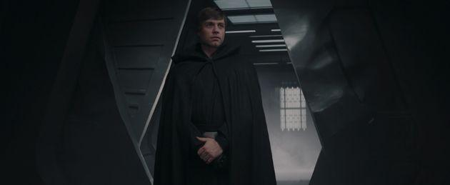 Luke Skywalker fait son apparition dans le chapitre 16 de