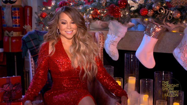 Mariah Carey would like a word, please.