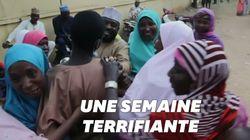 Les retrouvailles émouvantes des lycéens enlevés par Boko Haram et de leurs