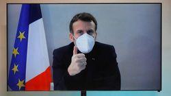 L'état de santé de Macron s'améliore, Castex et Ferrand mettent fin à leur