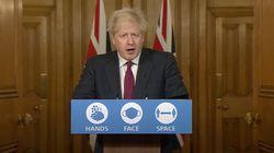 Boris Johnson cierra Londres y áreas del sur y el este del país por la propagación de la nueva cepa del