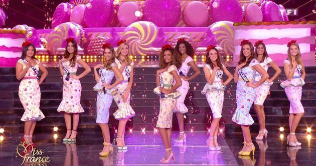 Lors de Miss France 2021, la musique de Carla