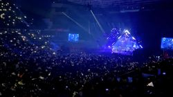 Polémica por las imágenes del concierto de Raphael en Madrid:
