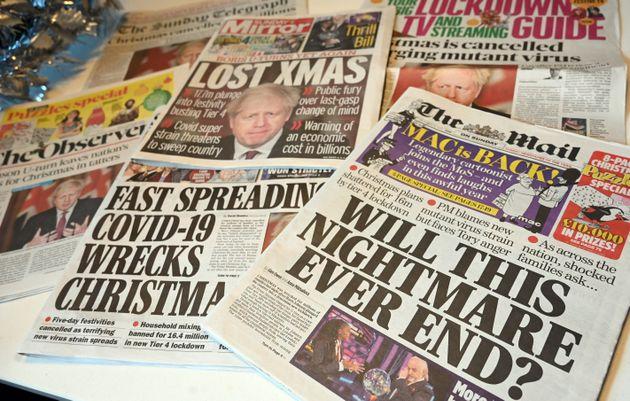 Προς απομόνωση η Βρετανία μετά τον εντοπισμό μετάλλαξη του κορονοϊού - Αναστέλλονται