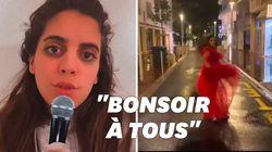 Quand Inès Reg parodie miss France pour représenter le