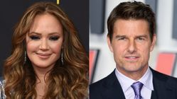 Leah Remini Says Tom Cruise's 'Psychotic Rant' About COVID-19 Is A 'Publicity