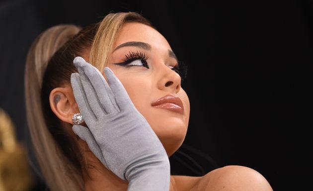 Ariana Grande, ici lors des 62e Grammy Awards à Los Angeles, le 26 janvier