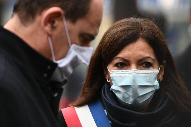 La alcaldesa de París, Ane