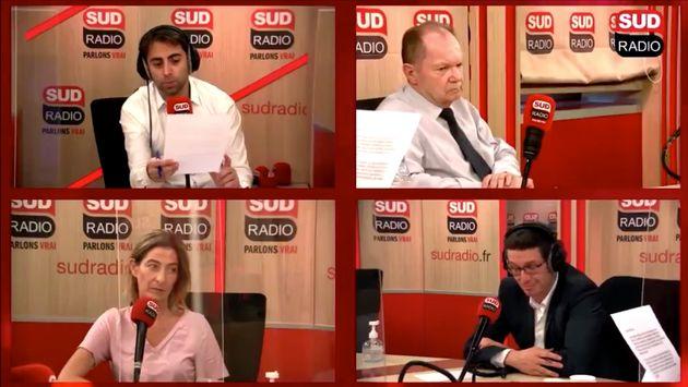Une séquence de Sud Radio, datant du mois d'octobre, fait réagir depuis ce dimanche 20