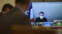 Macron se donne 8 à 10 jours avant de changer (ou pas) la mesure sur le couvre