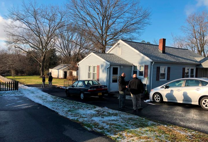 Local sheriff's detectives, agents with Homeland Security Investigations, and the Northern Virginia / District of Columbia In