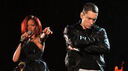 Eminem s'excuse auprès de Rihanna pour avoir soutenu Chris