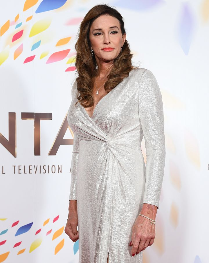 Caitlyn Jenner on Jan. 28, 2020 in London, England, five years after her Vanity Fair Cover.