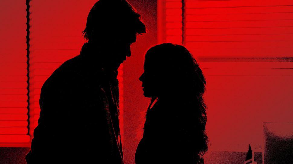 "Nick Robinson as Eric Walker and Kate Mara as Claire Wilson in ""A Teacher."""