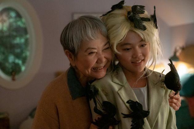 『ベビー・シッターズ・クラブ』のクラウディアとその祖母