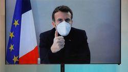 Macron loue le deuxième confinement,